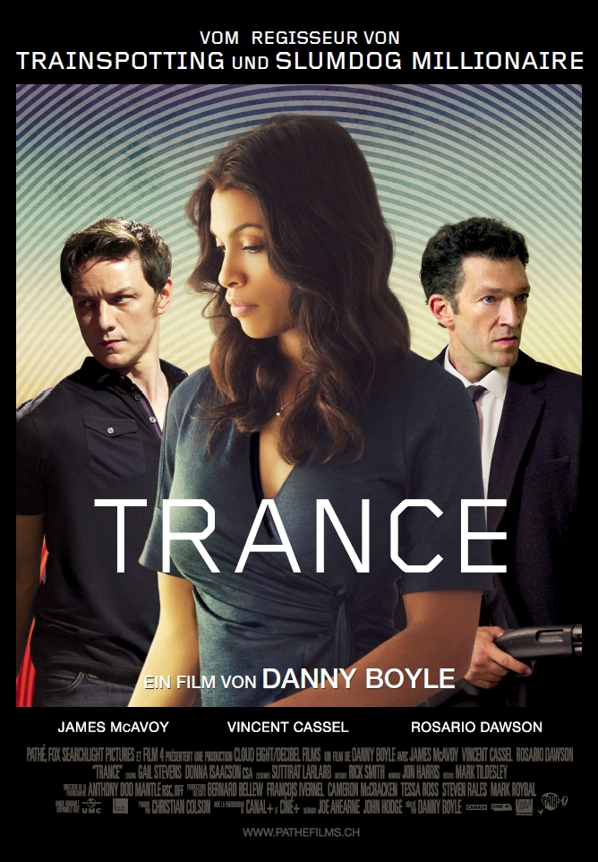 Image Gallery trance poster